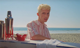 """Troye Sivan Falls in Love on the Beach in """"Lucky Strike"""" Video"""