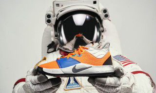 Nike & Paul George Unveil NASA-Themed PG3