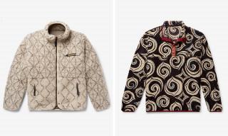 Kapital's New Fleece Jackets Might Be the Most Beautiful of the Season