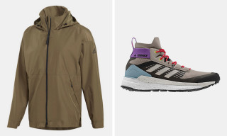 adidas Launches Weatherproof Outdoor Spring Collection
