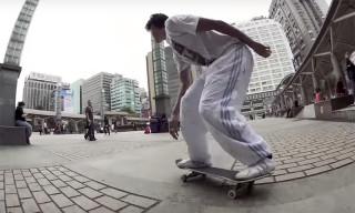 adidas Skateboarding Premieres New Heitor da Silva Skate Edit