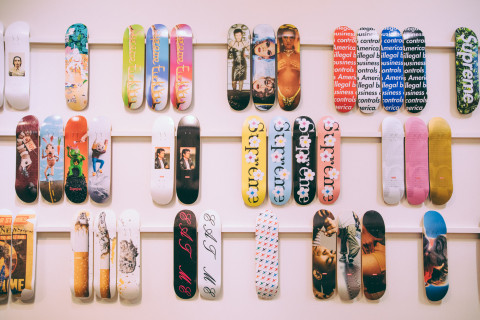 Meet the 17-Year-Old Art Collector Who Spent $800,000 on Supreme Decks