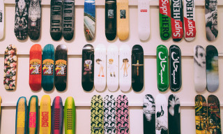 This $1 Million Supreme Collection Features Every Skate Deck Since 1998