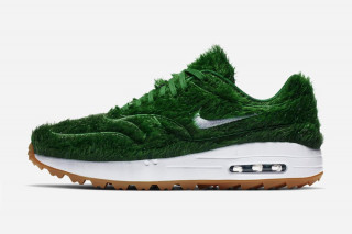 """2fc3cd4a3071 Nike s Forthcoming Air Max 1 """"Grass"""" Will Have You Looking Fly on the  Fairway"""