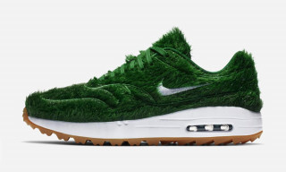 "Nike's Forthcoming Air Max 1 ""Grass""  Will Have You Looking Fly on the Fairway"