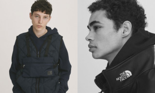 The New SS19 The North Face Purple Label Lookbook Offers a Casual Styling Masterclass
