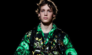 Prada Presents Frankenstein Prints & Neon Ear Flaps for FW19