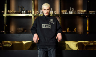 EXCLUSIVE: KITH Shares Its Swarovski-Infused mastermind Collab