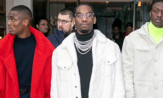 GUNTHER Made Offset One of PFW's Best Dressed, Meet the Woman Behind the Look