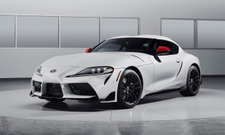 Toyota Is Bringing Back the Supra After More Than 20 Years