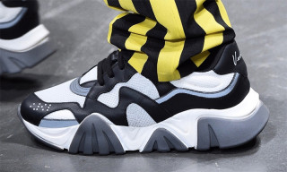 Salehe Bembury Reveals Versace's New Chunky Sneaker
