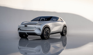 Infiniti Teases Its Electric Future With the QX Inspiration Concept