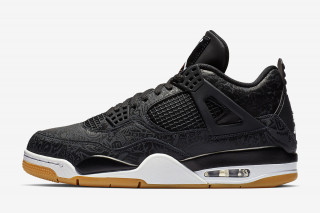 "Jordan Brand Celebrates 30 Years of the Air Jordan 4 With ""Black Laser""  Colorway dd68a7bb9"