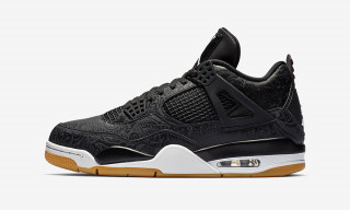 "Jordan Brand Celebrates 30 Years of the Air Jordan 4 With ""Black Laser"" Colorway"
