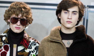 At Fendi FW19 in Milan, Karl Lagerfeld & Porter Collab Take Center Stage