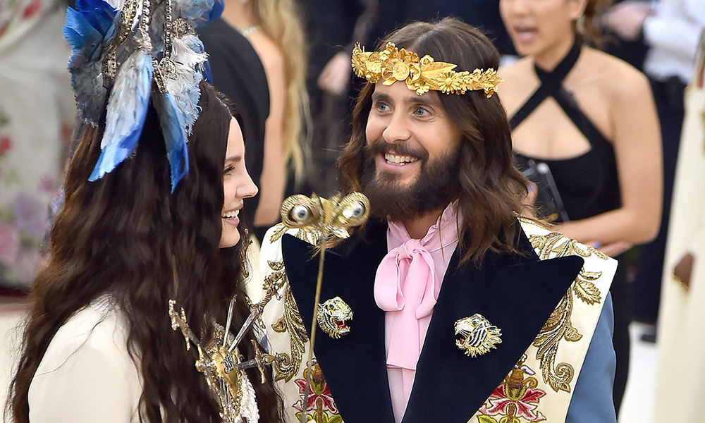 Lana Del Rey Jared Leto Star In New Gucci Guilty Campaign