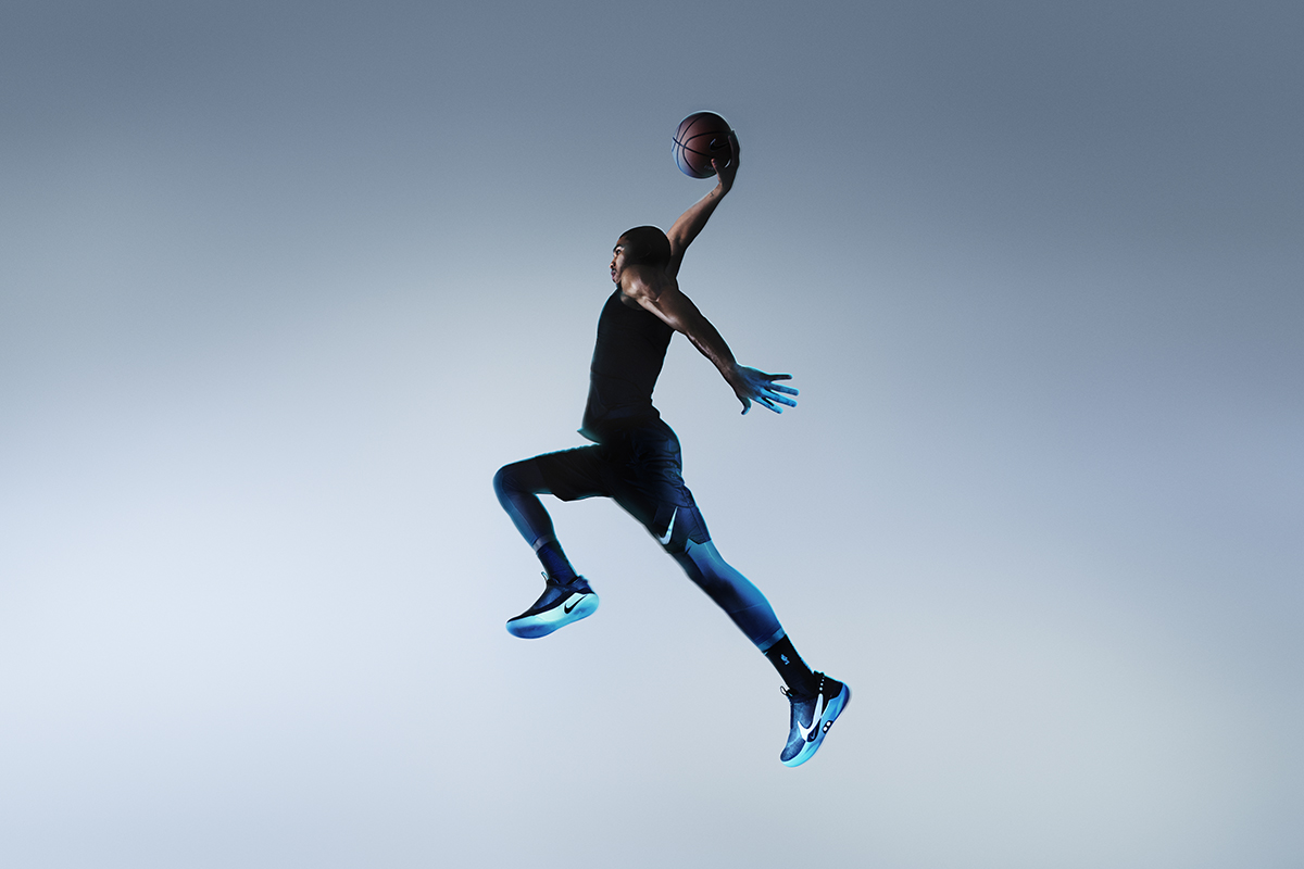 """classic fit c2d4d 52b13 """"We picked basketball as the first sport for Nike Adapt intentionally  because of the demands that athletes put on their shoes,"""" says Eric Avar,  ..."""