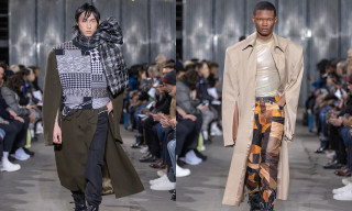 CMMN SWDN Debuts an Upcycled FW19 Menswear Collection