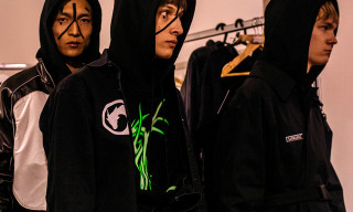 Sankuanz Shows FW19 Collection Inspired by Divers & Orcas