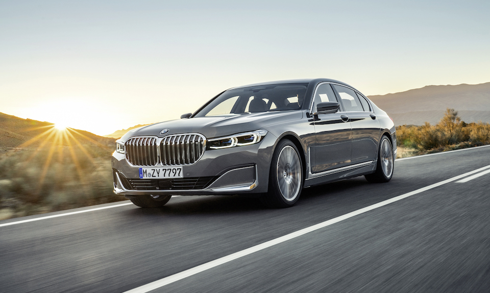 Bmw Unveils 2020 7 Series With Updated Design Tech