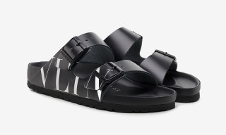 Birkenstock Taps Valentino to Rework Iconic Arizona Sandal