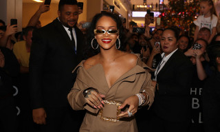 Rihanna Reportedly in Talks With LVMH to Launch Her Own Luxury Fashion House