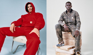 Carhartt WIP Combines Workwear & Sportswear for SS19