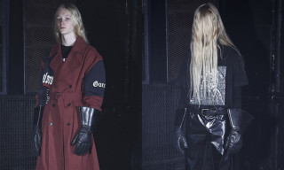Yang Li Draws on Gothic Influences for FW19 Menswear Collection