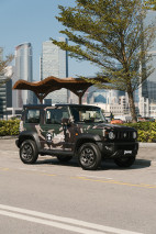 BAPE Wraps the Suzuki Jimny in Its Iconic Camouflage