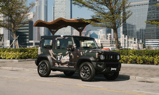BAPE Wraps the Suzuki Jimny in Its Iconic Camouflage