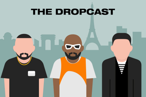The Drip Don't Stop in The Dropcast's Fashion Week Special