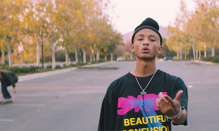 "Watch Jaden Smith's New Skate-Centric Video for ""A Calabasas Freestyle"""