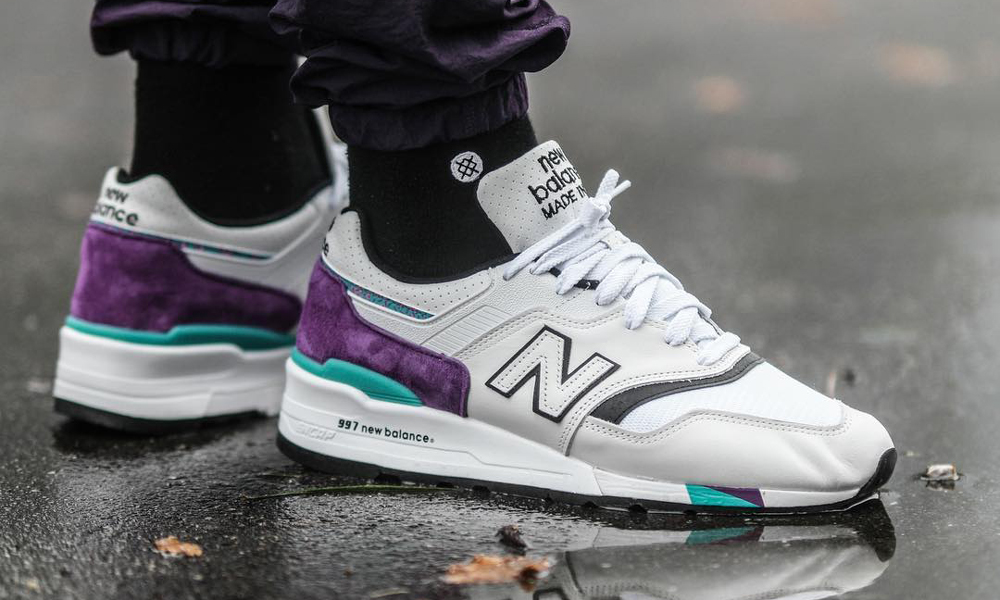 New Balance M997wea Amp More Of The Best Instagram Sneakers