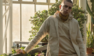 "Les Basics Elevates the Classics in the ""Utilité Modern"" FW19 Collection"