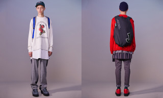 JohnUNDERCOVER's Collab With Côte&Ciel is a Triumph of Futuristic Functionality