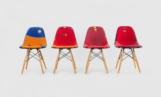 Dr. Romanelli x Modernica Shell Chairs Get Champion Makeover