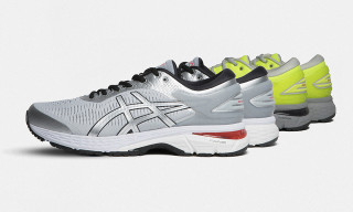 EXCLUSIVE: ASICS and Harmony Paris Reunite on the GEL-Kayano 25