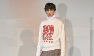 Maison Kitsuné Ushers in a New Era With '90s House-Inspired Collection