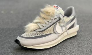 Take a Closer Look at sacai's Crazy Nike Sneaker Collabs