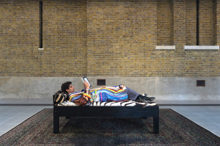 Grace Wales Bonner Blurs the Lines Between Fashion & Art With New Exhibition