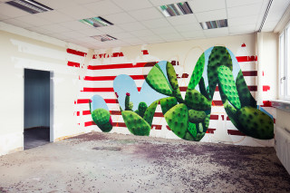 'KUNSTLABOR' Is the German Exhibition Turning Office Spaces Into Art