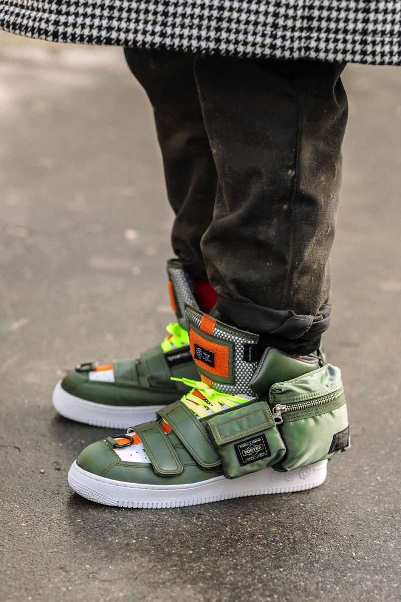 The Best Sneaker Street Style Moments