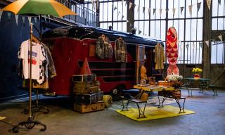 visvim Literally Set Up Camp at Paris Fashion Week FW19
