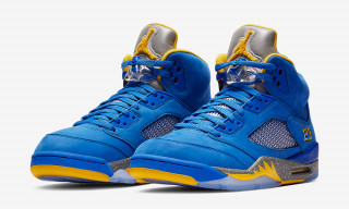 "The ""Laney"" Nike Air Jordan 5 Is Dropping With a Twist"