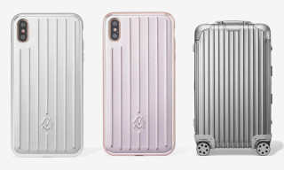 RIMOWA Just Dropped iPhone Cases to Match Its Aluminum Suitcases