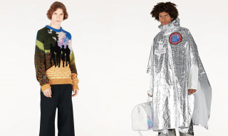 Here's Every Single Look From Virgil Abloh's Debut Louis Vuitton Collection