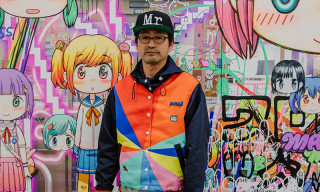 Mr. Just Unveiled a Mira Mikati Collab & New Exhibition