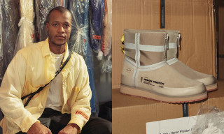 Heron Preston's Second Collaboration With UGG is For the Culture