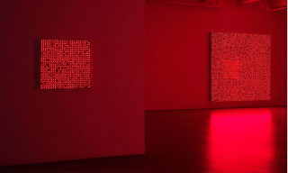 Tatsuo Miyajima's Latest Exhibition Is a Powerful Meditation on Life & Death