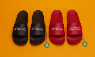 "You Can Now Bid for ""Ben Baller Did the Chain"" Slides in StockX's Blind Auction"